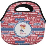 Cheerleader Lunch Bag (Personalized)