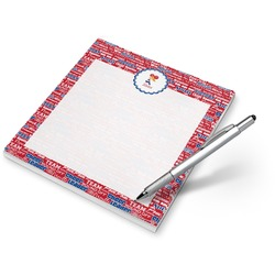 Cheerleader Notepad (Personalized)