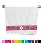 Cheerleader Bath Towel (Personalized)