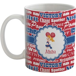 Cheerleader Coffee Mug (Personalized)