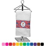 Cheerleader Finger Tip Towel (Personalized)