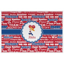 Cheerleader Placemat (Laminated) (Personalized)