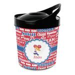 Cheerleader Plastic Ice Bucket (Personalized)