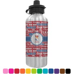 Cheerleader Water Bottle (Personalized)