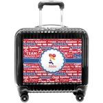 Cheerleader Pilot / Flight Suitcase (Personalized)