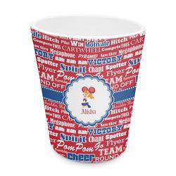 Cheerleader Plastic Tumbler 6oz (Personalized)