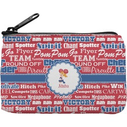 Cheerleader Rectangular Coin Purse (Personalized)