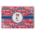Cheerleader Serving Tray (Personalized)