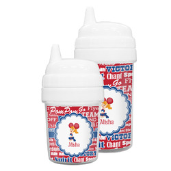 Cheerleader Sippy Cup (Personalized)