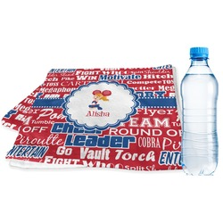 Cheerleader Sports & Fitness Towel (Personalized)