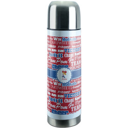 Cheerleader Stainless Steel Thermos (Personalized)