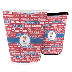 Cheerleader Waste Basket (Personalized)