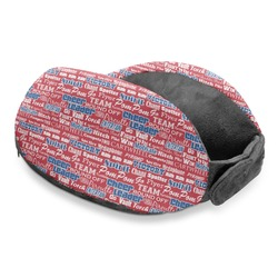 Cheerleader Travel Neck Pillow (Personalized)