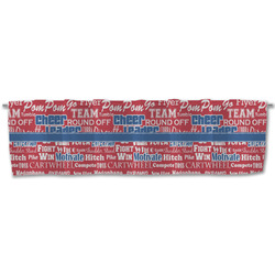 Cheerleader Valance (Personalized)