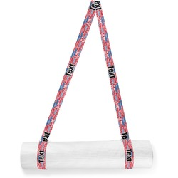 Cheerleader Yoga Mat Strap (Personalized)