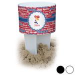 Cheerleader Beach Spiker Drink Holder (Personalized)