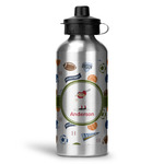 Sports Water Bottle - Aluminum - 20 oz (Personalized)