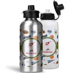 Sports Water Bottles- Aluminum (Personalized)