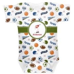 Sports Baby Bodysuit (Personalized)