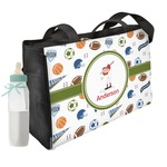 Sports Diaper Bag w/ Name or Text