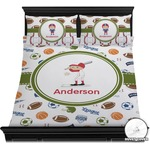 Sports Duvet Cover Set (Personalized)