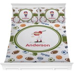 Sports Comforter Set (Personalized)