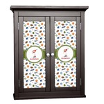 Sports Cabinet Decal - Custom Size (Personalized)