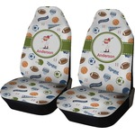 Sports Car Seat Covers (Set of Two) (Personalized)