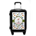 Sports Carry On Hard Shell Suitcase (Personalized)