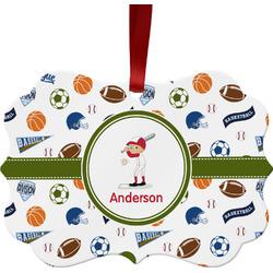 Sports Ornament (Personalized)