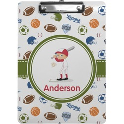Sports Clipboard (Personalized)