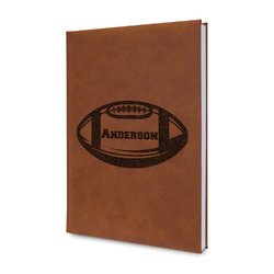 Sports Leatherette Journal (Personalized)