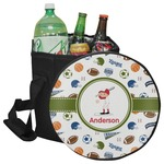 Sports Collapsible Cooler & Seat (Personalized)