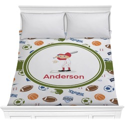 Sports Comforter (Personalized)
