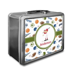 Sports Lunch Box (Personalized)