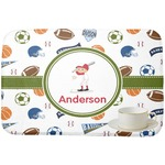 Sports Dish Drying Mat (Personalized)