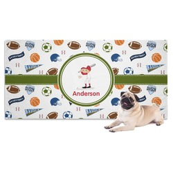 Sports Pet Towel (Personalized)