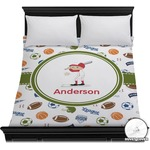 Sports Duvet Cover (Personalized)
