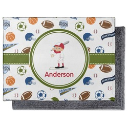 Sports Microfiber Screen Cleaner (Personalized)