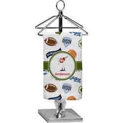 Sports Finger Tip Towel - Full Print (Personalized)