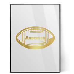 Sports Foil Print (Personalized)