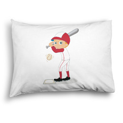 Sports Pillow Case - Standard - Graphic (Personalized)