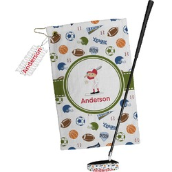 Sports Golf Towel Gift Set (Personalized)