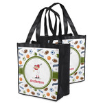 Sports Grocery Bag (Personalized)