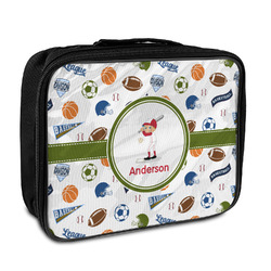 Sports Insulated Lunch Bag (Personalized)