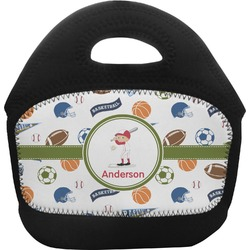 Sports Toddler Lunch Tote (Personalized)