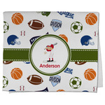 Sports Kitchen Towel - Full Print (Personalized)