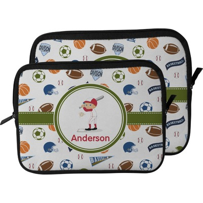 Sports Laptop Sleeve / Case (Personalized)