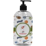 Sports Plastic Soap / Lotion Dispenser (Personalized)