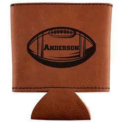 Sports Leatherette Can Sleeve (Personalized)